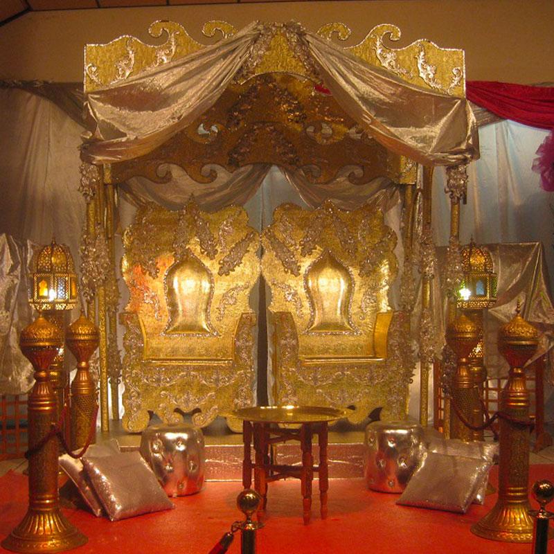 Decoration Orientale Mariage Marseille : Trone mariage oriental marseille florida palace