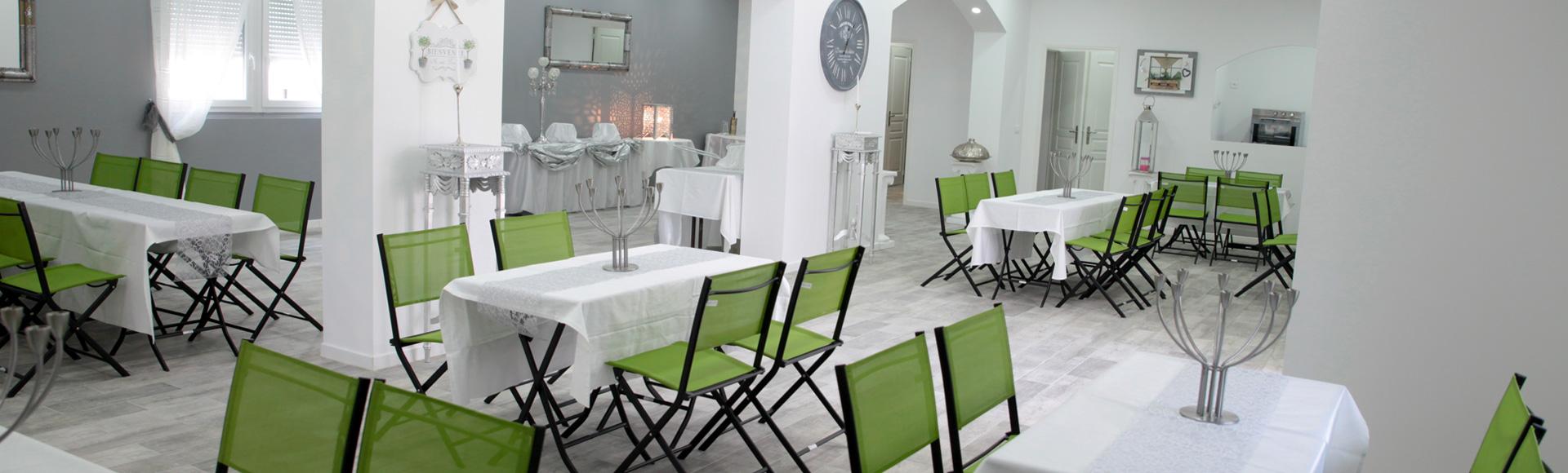 location salle Marseille Villa Florida