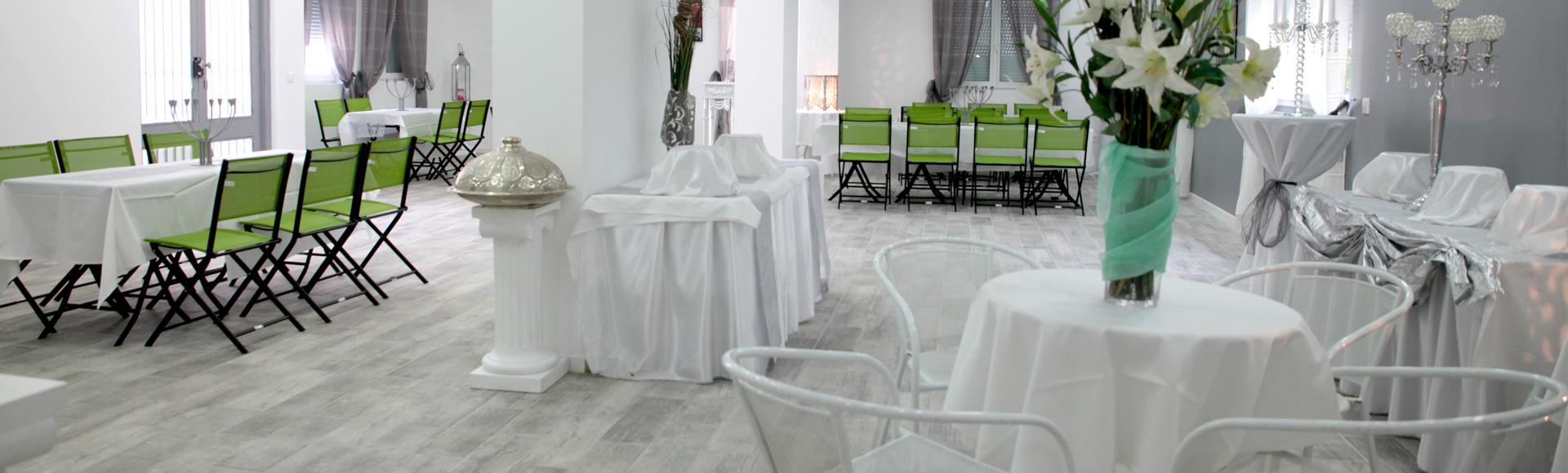 Salle mariage Marseille Villa Florida